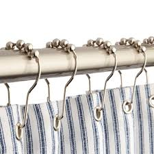 Curtain Hooks With Clips Curtains Marvelous Curtain Rings Images Concept Best Shower