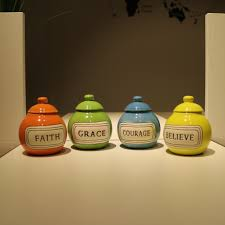 Ceramic Canisters For Kitchen by Compare Prices On Spices Ceramic Storage Online Shopping Buy Low