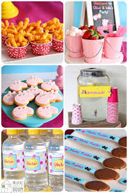 peppa pig party peppa pig party with lots of ideas via kara s party