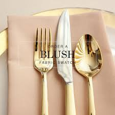 Wedding Table Linens Blush Napkins Blush Tablecloths Blush Table Runners Wholesale