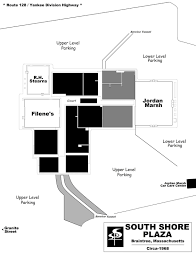 South Shore Plaza Map Mall Hall Of Fame January 2009