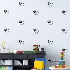 Nursery Wall Decals Animals by Online Get Cheap Sheep Wall Decals Aliexpress Com Alibaba Group