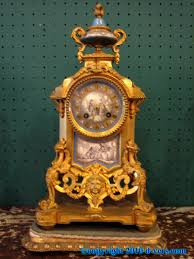 Mantle Piece Clock Clocks Shop Online For Antiques Antique Furniture Antique