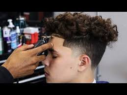 haircut tutorial ronnie banks taper fade