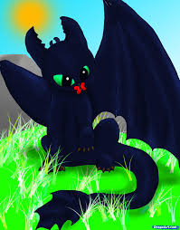 draw baby night fury baby toothless step step dragons