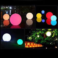 indoor solar lights amazon geekercity solar waterproof floating pool led ball light for indoor