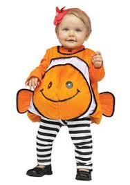 Spirit Halloween Infant Costumes Giggly Goldfish Infant Costume Spirithalloween Costumes