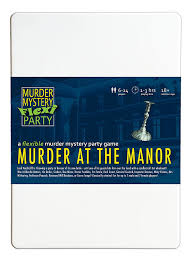 9 player murder mystery party game search results