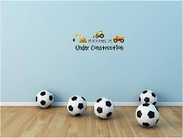 I Love Soccer Quotes by Amazon Com It U0027s Not A Mess It U0027s Under Construction 3 Piece