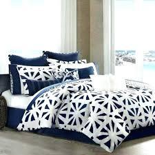 royal blue luxury duvet cover sets 4pc 50 cotton 50 satin bed