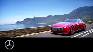 mercedes maybach vision mercedes maybach 6 u2013 trailer u2013 mercedes benz original youtube