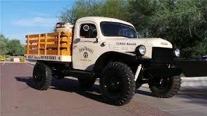 dodge truck power wagon 1949 dodge power wagon custom 177670