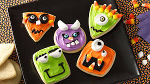 Quick Halloween Appetizers by Quick Easy Halloween Cookie Recipes And Ideas Pillsbury Com