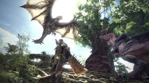 monster hunter finally series u0027s breakout global