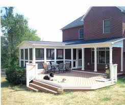 Screened In Patios Knoxville Screened Porches Covered Porches And Front Porches