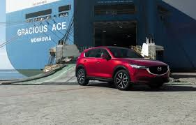 mazda website australia first batch of 2017 mazda cx 5 gets shipped to australia