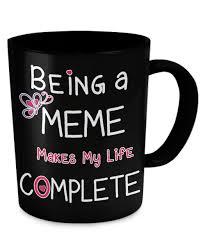Meme Grandmother Gifts - being a meme mug meme dan and memes