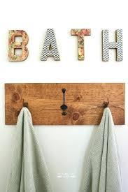 bathroom towel hooks ideas bathroom towel hooks sebastianwaldejer