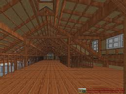 Barn Plans by Home Garden Plans Hb100 Horse Barn Plans Horse Barn Design
