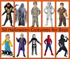 50 halloween costumes for boys u2013 3 boys and a dog