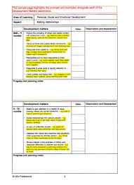 company progress report template trackers eyfs trackers eyfs early years foundation stage of the page