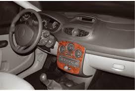 renault clio interior 2017 renault clio 3 09 05 08 12 interior dashboard trim kit