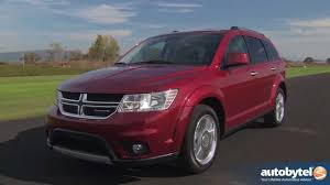 Dodge Journey Suv - 2012 dodge journey test drive u0026 crossover suv review youtube