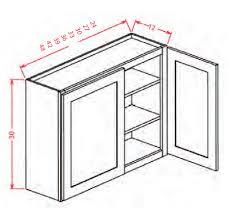 vintage kitchen wall cabinet white w2430 door wall cabinet 24 x 30 charleston antique white
