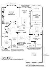 transitional floor plans travisso naples collection the bellwynn home design