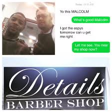 this haircut here was done by owner manny skin taper with a