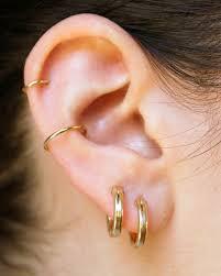 baby hoop earrings baby dolce hoop earrings