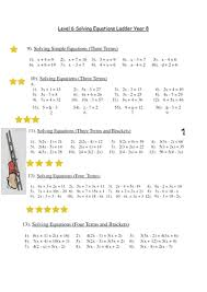 differentiated solving equations by misslatham teaching
