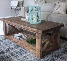 rustic living room tables get a unique look of your house with rustic furniture