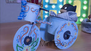 cd mini bike youtube