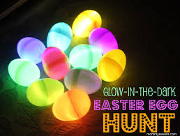 Easter Projects Glow In The Dark Easter Eggs 3 Steps