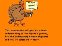 thanksgiving why do we celebrate the plymouth colony by cabin boy