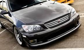 2003 lexus is300 headlights lexus is300 2001 2005 chrome jdm altezza style sport grille