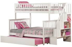 Bunk Bed Trundle Bed Shyann Bunk Bed With Trundle Reviews