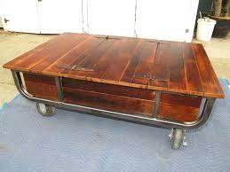 natural wood table top chunky wood coffee table peekapp co