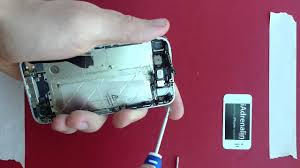 how to remove a stripped on an iphone and other small