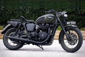 triumph bonneville great escape 4 wheels pinterest triumph