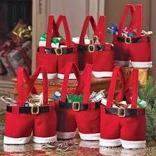 Cheap Christmas Decorations Sale by Fashion Christmas Gift Santa Pants Style Christmas Decoration