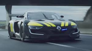 renault sport rs 01 renault sport r s 01 interceptor is one sick police car video
