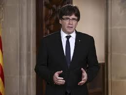 nach umstrittenem referendum stichtag montag katalonien vor der