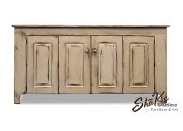 shaka studios custom furniture custom large tv cabinet with