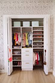 how to organize a baby closet with the home edit u2013 a beautiful mess