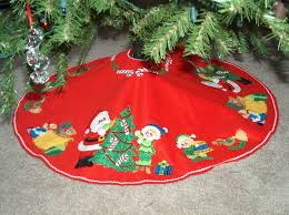 images of felt tree skirts awesome