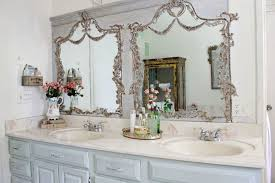 Bathroom Mirrors 10 Stunning Ways To Transform Your Bathroom Mirror Without