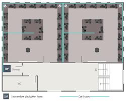 office building floor plan on office administration building floor