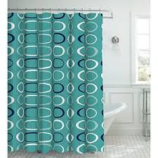 Roller Shower Curtain Rings Ideas Creative Home Ideas Oxford Weave Textured 13 Piece Shower Curtain